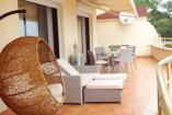 Люкс с двумя спальнями и террасой  Алушта  Апартаменты на берегу Малый Маяк