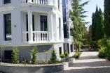 Алушта  отель Приморский  парк