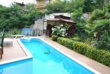 Алушта гостевой дом бассейн