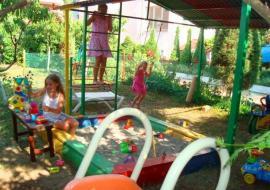 У Алены - Крым недорогой отдых  гостиница Николаевка