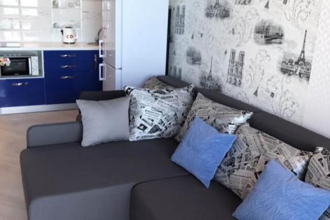 Алушта  аренда посуточно   Квартира-студия