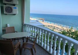 2-комнатный Ирина 2 этаж - Семидворье отдых в Крыму вид на море