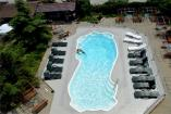 крым  гостиница коктебель с бассейном