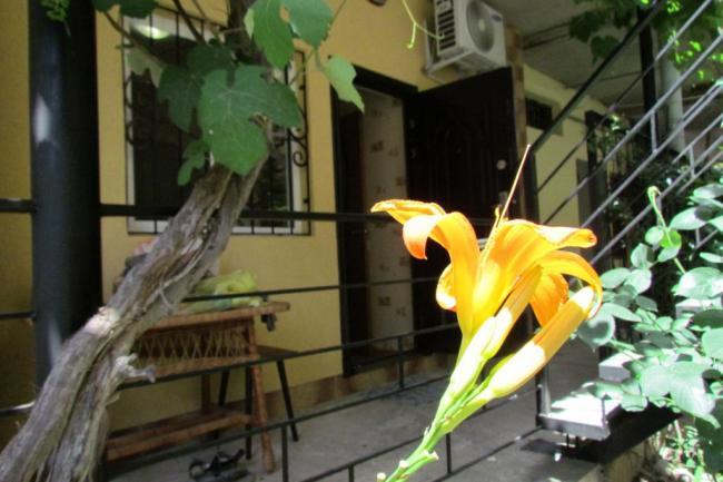 Однокомнатную квартиру – студию отдыха в Алуште.