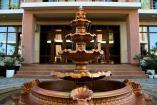 Крым Саки отель бассейн завтрак