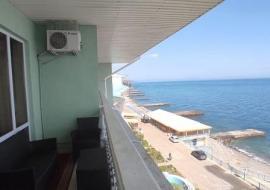 Бриз 6 этаж корпус Фисташковый - Крым  Алушта Семидворье Апартаменты