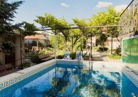 Уютный домик Севастополя - Севастополь  гостиница  бассейн