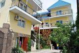 Отдых в Симеизе частная гостиница  фасад