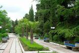 парк ОЗК Семидворье Семидворье  лучший отдых в Крыму