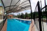бассейн  Семидворье  лучший отдых в Крыму