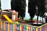 детская площадка  Крым База отдыха  Солнечногорское