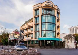 Агора - Алушта отель на набережной