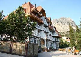 Новый свет Гостиный двор - Крым гостиница Новый свет