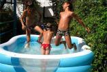 Недорогой отдых в Крыму с детьми пансионат Николаевка