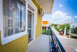 Трехместный номер с балконом   Крым  гостиница Николаевка