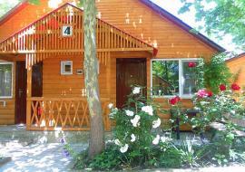 Cолнечная - База отдыха  Финские  домики