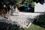 Территория дома  отдых в Судаке